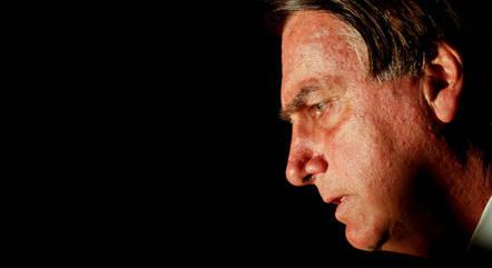 Na imagem, presidente Jair Bolsonaro (sem partido)
