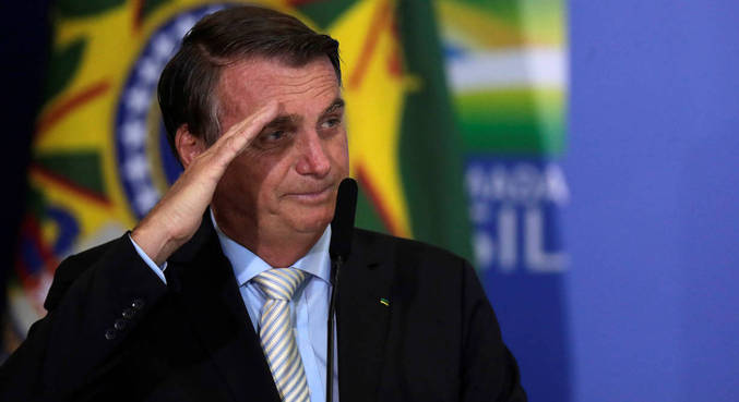 Jair Bolsonaro editou medidas para zerar alíquotas do diesel e gás de cozinha