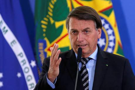 Bolsonaro viajou para Foz do Iguaçu nesta terça