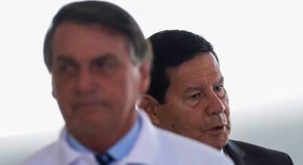 Mourão se diz contra processo de impeachment