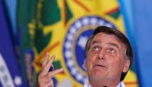 'Acabaram as notícias de invasões do MST', afirma Bolsonaro