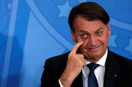 'Maior fábrica de fake news está na imprensa', disse Bolsonaro