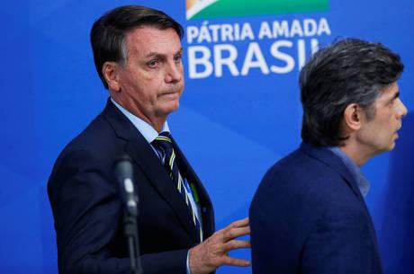 Bolsonaro quer que Teich reveja seu posicionamento