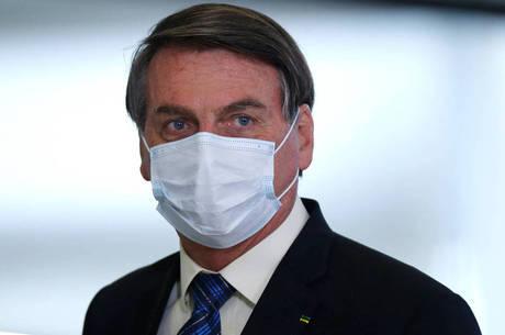 Bolsonaro disse que conversou com os supermercados