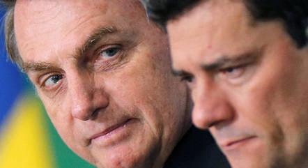 Candidatura de Moro faria oposição a Bolsonaro