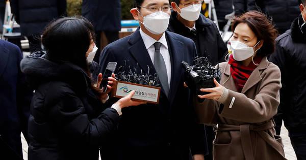 Vice do conselho da Samsung é condenado a 30 meses de prisão
