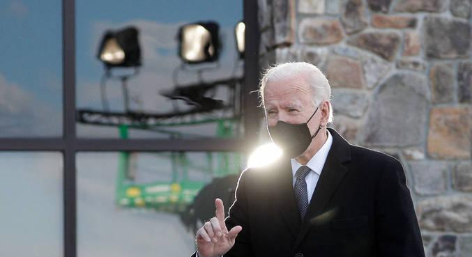 """Pelo Twitter, Biden diz que é um """"novo dia na América"""" antes da posse"""