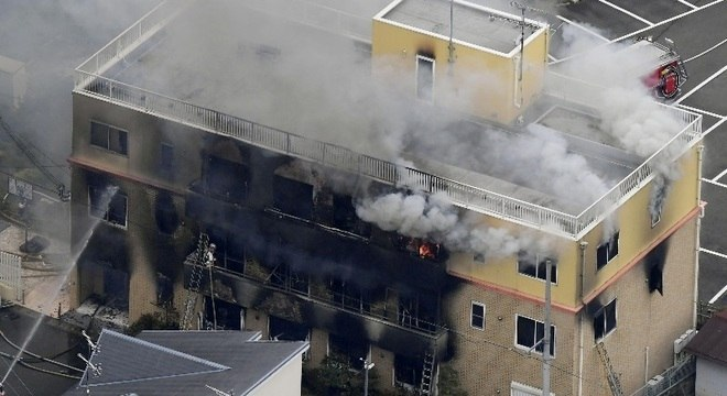Suspeito de causa incêndio tem 41 anos