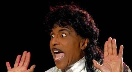 O roqueiro Little Richard elogiou Elvis