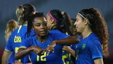 Brasil e Holanda empatam em jogo cheio de gols no futebol feminino
