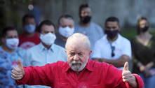 Mais da metade reprova as anulações de condenações de Lula