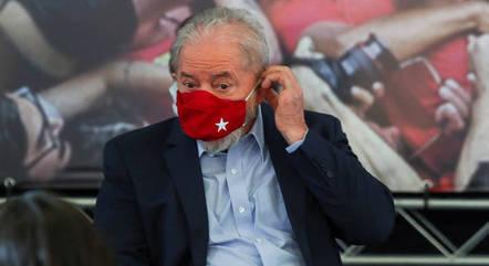 """""""Não tenho mágoas"""", garantiu o ex-presidente Lula"""