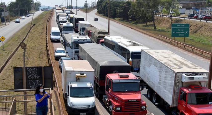 Entidades querem debater uma agenda única dos transportadores rodoviários