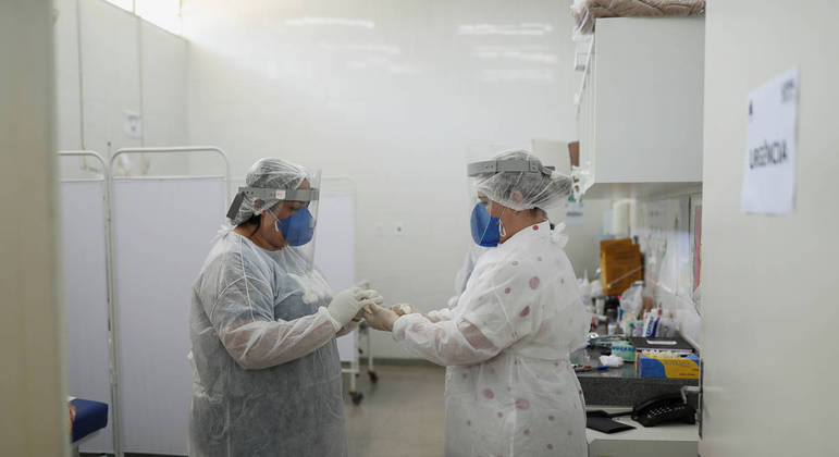 Recursos para enfrentar covid representam 23,5% do total gasto em 2020