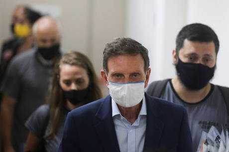 Prefeito do Rio foi preso na Operação Hades