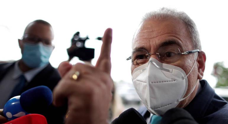 Marcelo Queiroga assumirá o ministério da Saúde no pior momento da pandemia