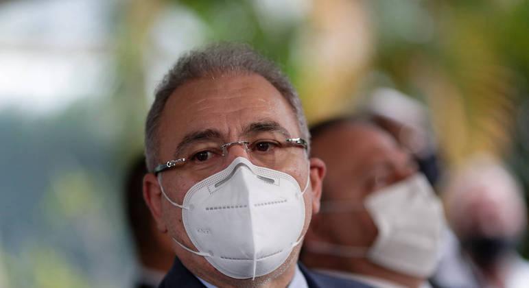 Marcelo Queiroga, novo ministro da Saúde