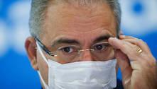 Ministro reduz intervalo de 12 para 8 semanas da Pfizer e AstraZeneca