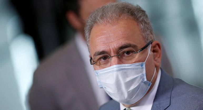 Marcelo Queiroga afirmou que vai anunciar o novo nome para o departamento assim que defini-lo