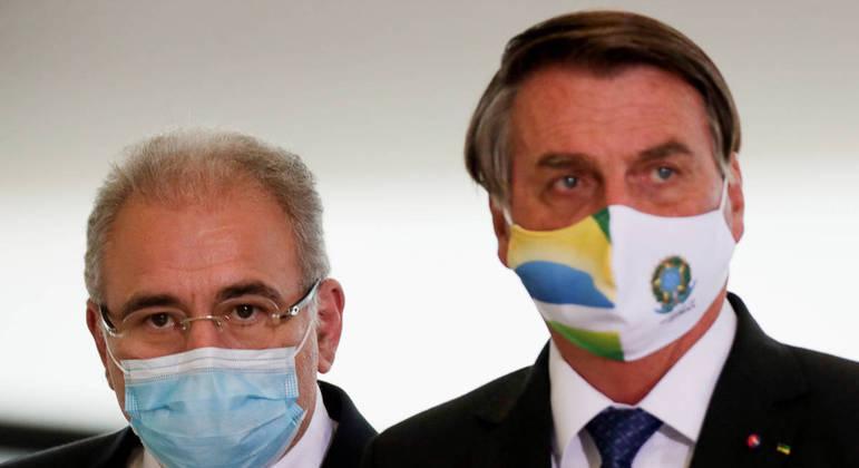 Bolsonaro já admitiu ter errado ao divulgar o suposto relatório do TCU