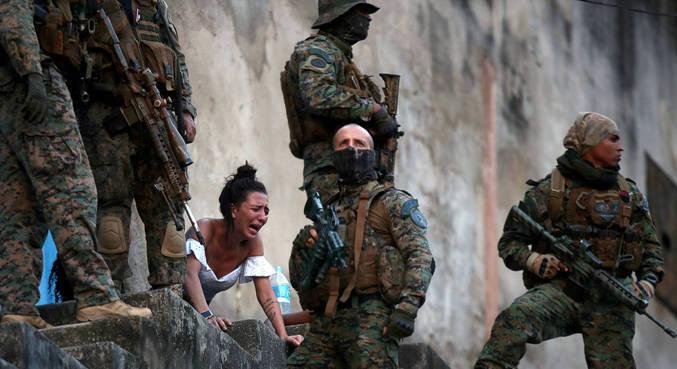 Relatório destacou violência e brutalidade policial no Brasil