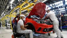 Vendas de veículos sobem 13% em março, indica Fenabrave