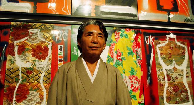 Kenzo em foto de 2009