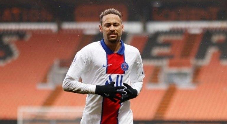 Neymar vem sofrendo muito com as lesões nos últimos tempos