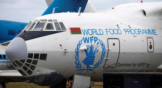 Programa da ONU leva comida para áreas de conflito ou em situação vulnerável