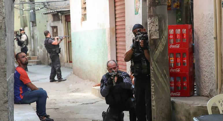 Operação terminou com 25 pessoas mortas no Jacarezinho