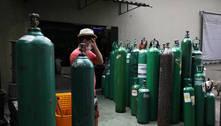 São Paulo tem ao menos 54 cidades com estoque crítico de oxigênio