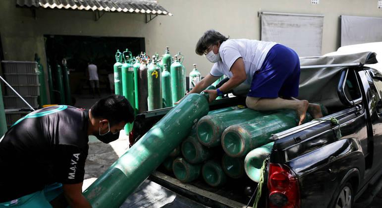 Falta de oxigênio em Manaus levou estado ao caos e mobilizou país para conter a tragédia