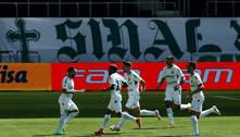 Palmeiras é surpreendido e perde em casa para o Cuiabá: 2 a 0