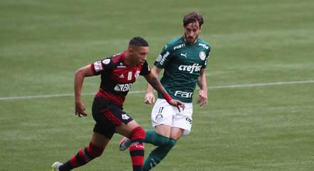 Primeira rodada terá Flamengo x Palmeiras