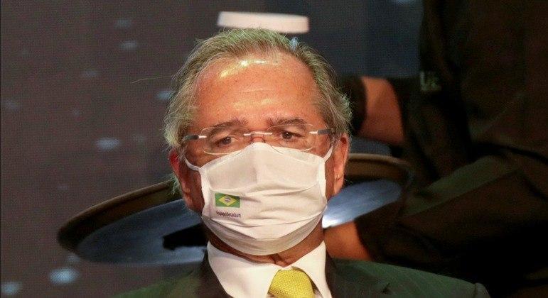 Guedes pediu esforço dos brasileiros para manter a saúde até chegada das vacinas