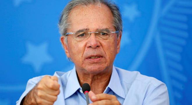Paulo Guedes defendeu a provação de proposta para independência do Banco Central