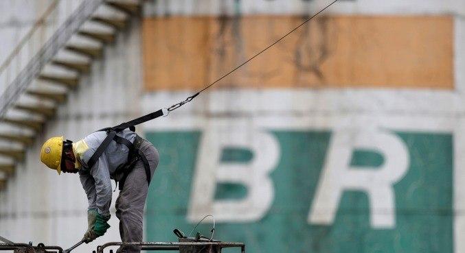 A Petrobras tem quase 100% da capacidade de refino do Brasil