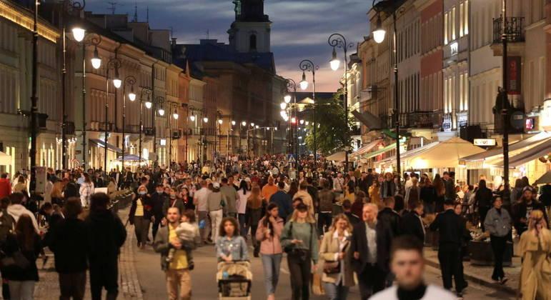 Resistência da população do país europeu aumentou nos últimos anos