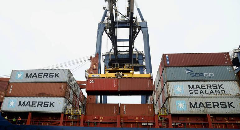 Autoridades portuárias espanholas investigam os responsáveis pelas drogas no contêiner