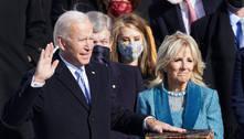 'A democracia prevaleceu', diz Joe Biden em discurso de posse
