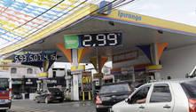 Placa para detalhar preço do combustível passa a ser obrigatória