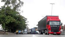 Caminhoneiros: PRF diz que não há nenhuma interdição em rodovias