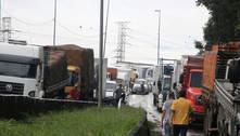 Programa para caminhoneiros tenta conter ameaças de greve
