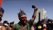 Povos indígenas continuarão acampados em Brasília