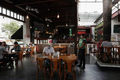 Reabertura de restaurantes influenciou resultado