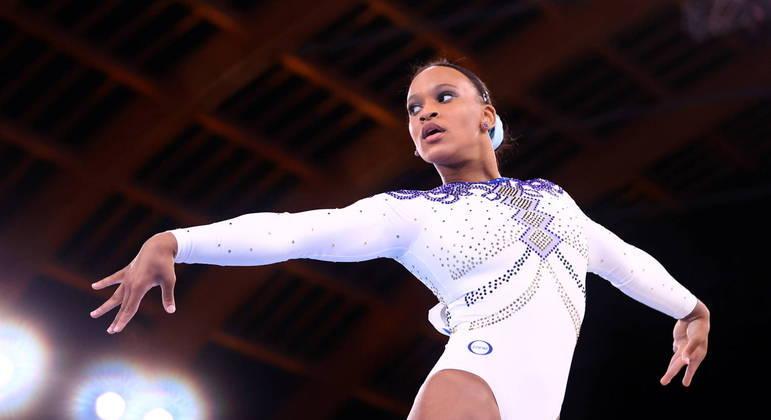 Rebeca Andrade busca fazer história em Tóquio 2020 e levar o Brasil ao pódio