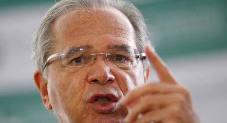 Guedes criticou previsões feitas para o Brasil