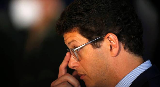 Ricardo Salles nega ataque a Rodrigo Maia e diz ter sido hackeado