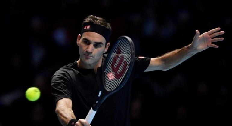 Roger Federer está fora dos Jogos Olímpicos Tóquio 2020