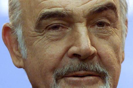 Sean Connery morreu hoje aos 90 anos de idade